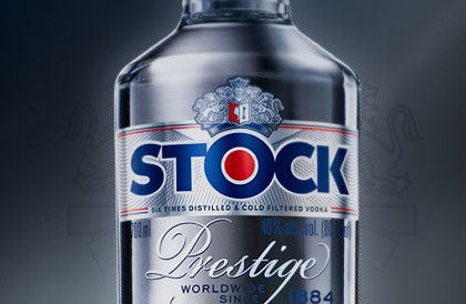 Stock Prestige Vodka
